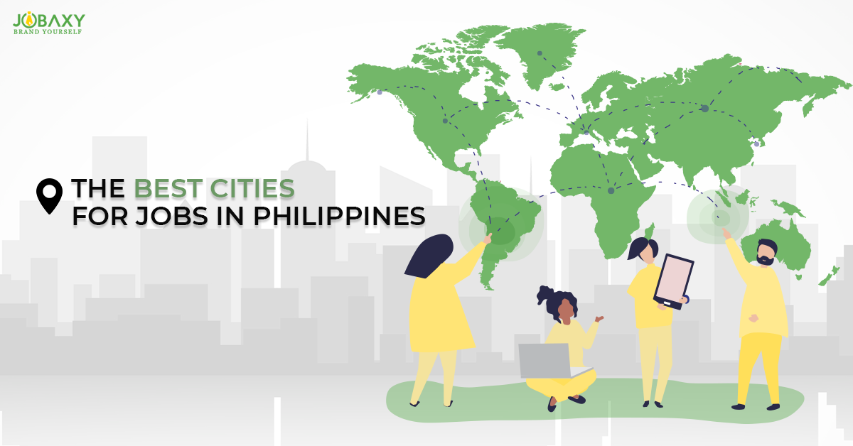The Best Cities for Jobs in the Philippines