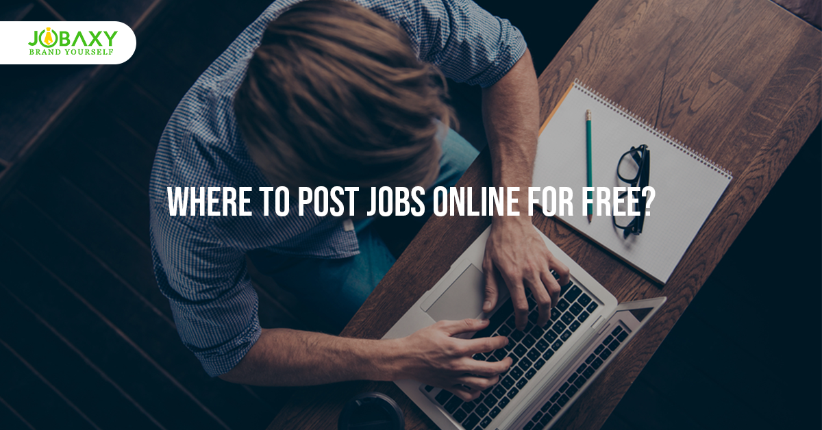 Where to Post Jobs Online for Free
